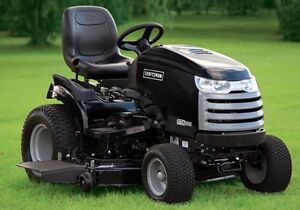Wanted - lawn tractors zero turns