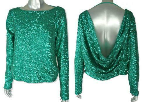 Emerald Green Blouse Ebay