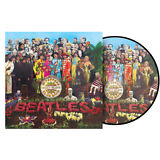 The Beatles - Sgt Pepper's Lonely Hearts Club Band [Vinyl] Picture, LP, Ltd Ed