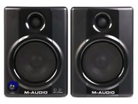 Top Deal: M Audio Speakers with speaker stands (Atacama) for optimum sound quality
