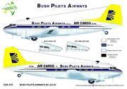 DC-3 Decals