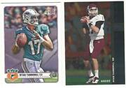 2012 Upper Deck Football Cards Lot