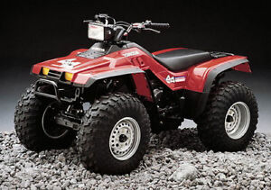 pieces honda trx 350cc