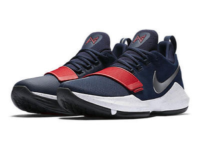 ffb17d1587b1 Mens Nike PG 1 878627-900 Multi-Color Brand New Size 10