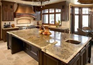SPECIAL DESIGNED KITCHEN AND BATH CABINETRY
