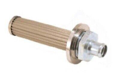 Zinga Hydraulic Btf-1225-0-0 Suction Strainer Filter 1.25 Hose Barb 32sae