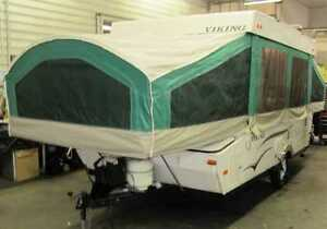 2007 Viking Hardtop Trailer