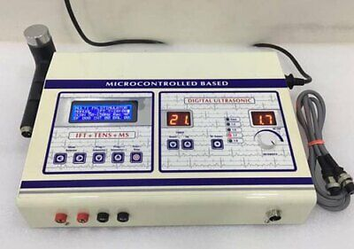 Combo Physio Therapy Ift Ms Tens Ultrasound Physiotherapy