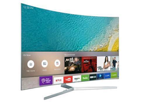 Samsung Ue55mu6670 55 Smart 4k Ultra Hd Hdr Curved Led Tv New Model Like