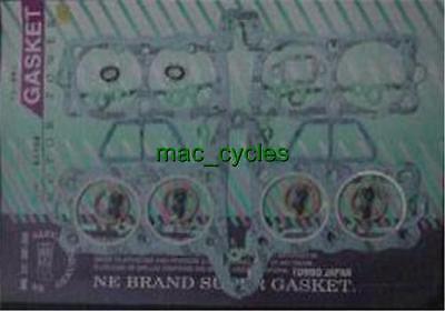 Kawasaki Kz750 Top End Gasket Set 861
