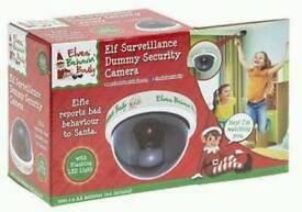 Elf Dummy Surveillance camera