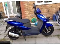 Honda Dylan 125cc 07 plate (OPEN TO OFFERS)