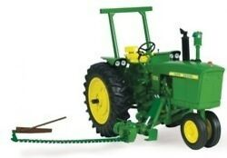 NEW John Deere 2510 Tractor with 50 Mower, Precision Key Series #9, 1/16 (45177)