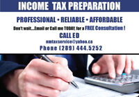 2017 TAX RETURNS --- Prompt, reliable, friendly