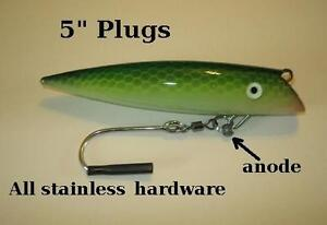 "CATCH MORE FISH with LURECHARGE ""Voltage Tuned Lures"""