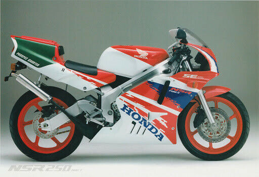 ##WANTED## HONDA NSR250