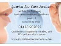 Ipswich ear care services