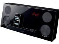 Sony Micro HiFi System with iPod dock