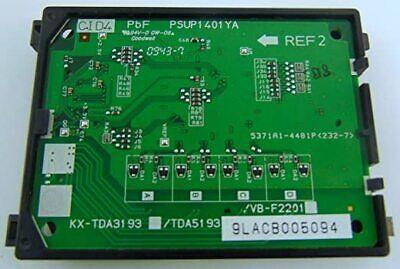 Panasonic Kx-tda50 Hybrid Ip Pbx - Kx-tda5193 Cid4 4 Port Caller Id Expansion