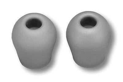 Littman Littmann 37808 Snap-tight Firm Large Eartips Grey Gray 2pk