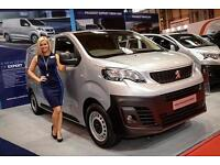 2016 Peugeot Expert 1400 2.0 BlueHDi 120 Crew Van Diesel