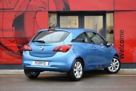 2017 Vauxhall Corsa 1.4 Energy 3 door [AC] Petrol Hatchback