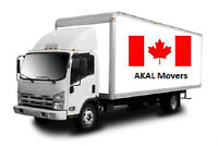 AKAL MOVERS & DELIVERIES @ 416-888-3644