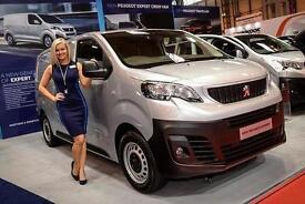2017 Peugeot Expert 1250 2.0 BlueHDi 180 Professional Plus Van EAT6 Diesel