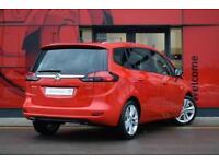 2017 Vauxhall Zafira Tourer 2.0 CDTi SRi 5 door Diesel Estate