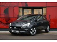 2018 Vauxhall Corsa 1.4 Energy 3 door [AC] Petrol Hatchback