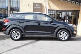 Hyundai Tucson 1.7 CRDi Blue Drive SE Nav 5 door 2WD Diesel Estate