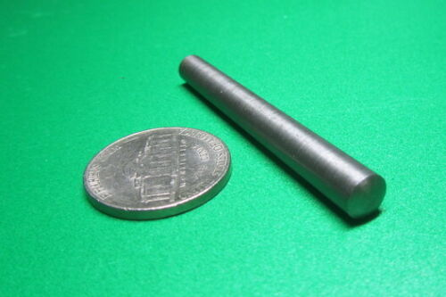 "Steel Taper Pins No. 4 .25 Large End x .208 Small End x 2.0"" Long, 25 Pcs"