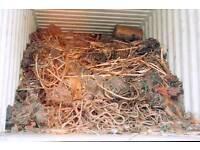 £££CASH PAID££££ COOPER/COOPER/COOPER/All London areas Scrap Metal/Rubbish