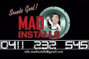 MAD Installs - Professional Car Audio Installations: O411.232.545 Blacktown Blacktown Area Preview