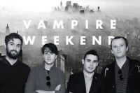 Attention Bands and Musicians - Vampire Weekend tribute