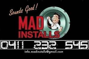 MAD Installs - Professional Car Audio Installations: O411.232.545 Wetherill Park Fairfield Area Preview