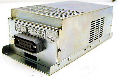 Varian Turbo-v 300 C.u. Controller Unit Ex9699425s008