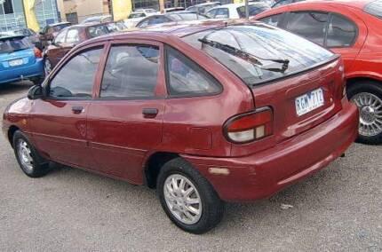 1995 Ford Festiva Hatchback