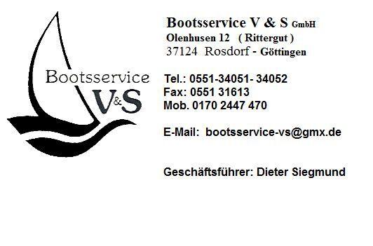 Bootsservice V+S