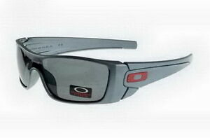 Gray Lens Oakley Batwolf Sunglasses Gray Blue Frame