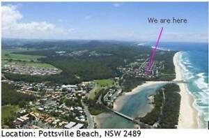 HOLIDAY ACCOMMODATION Last Stays Available  – Pottsville Beach