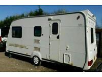 Bailey regency 523 caravan + awning + motor mover stunning