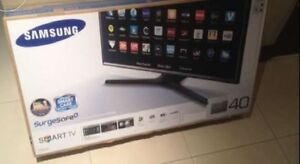 "40"" Samsung Smart TV - BRAND NEW IN BOX"