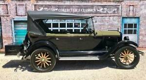 COLLECTABLE CLASSIC CARS - 1926 Chevrolet Superior V Tourer Strathalbyn Alexandrina Area Preview