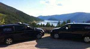 Cab company for sale in Sicamous BC