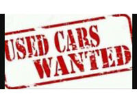 £1000 - CARS AND VANS WANTED!!!!