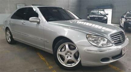 2003 Mercedes-Benz S600 V220 Silver Automatic Sedan Rocklea Brisbane South West Preview