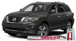 2018 Nissan Pathfinder Midnight Edition Check out this demo!!!
