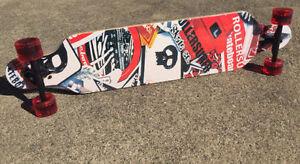 Longboard érable 38 pouces ABEC-9 100$ SUPERBE !