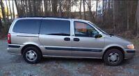 2003 Chevy Venture Minivan